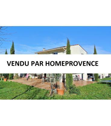 Villa d'architecte avec piscine - Simiane Collongue